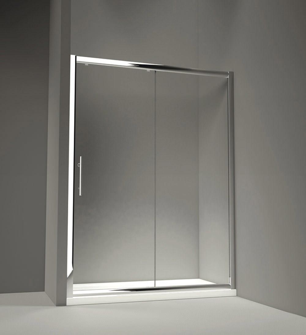 Merlyn 8 series sliding shower door 1400mm for 1400mm sliding shower door