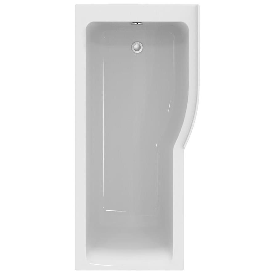ideal standard concept air 1700 x 800 right hand idealform ideal standard concept easybox slim bath shower mixer valve