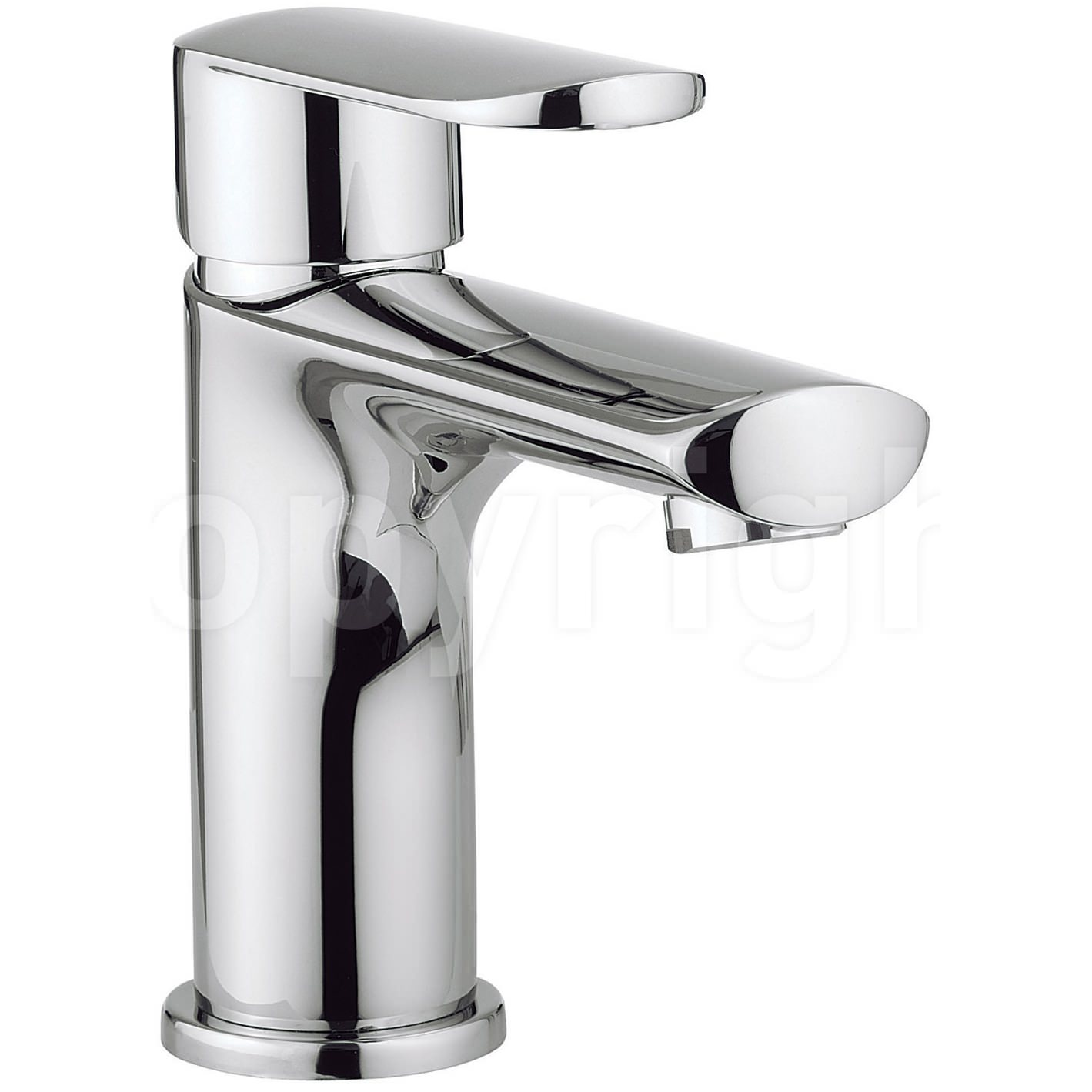 crosswater voyager monobloc chrome basin mixer tap. Black Bedroom Furniture Sets. Home Design Ideas
