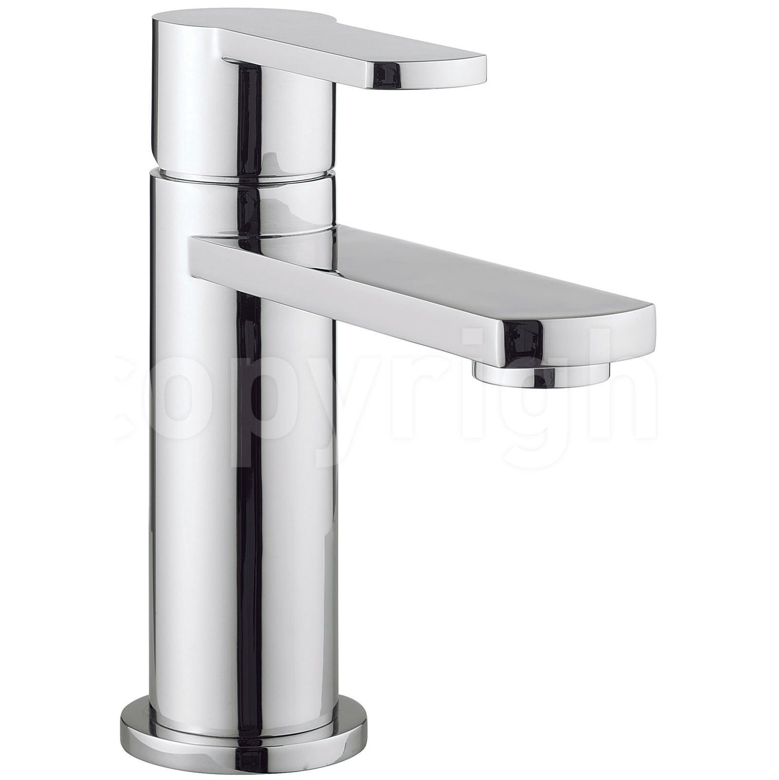 crosswater wisp monobloc basin mixer tap chrome. Black Bedroom Furniture Sets. Home Design Ideas