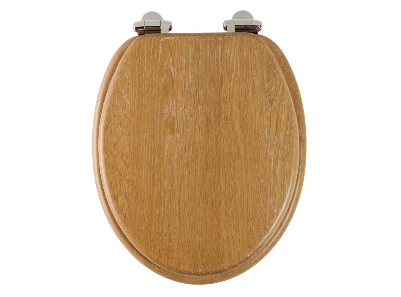 Roper Rhodes Traditional Soft Closing Limed Oak Toilet Seat