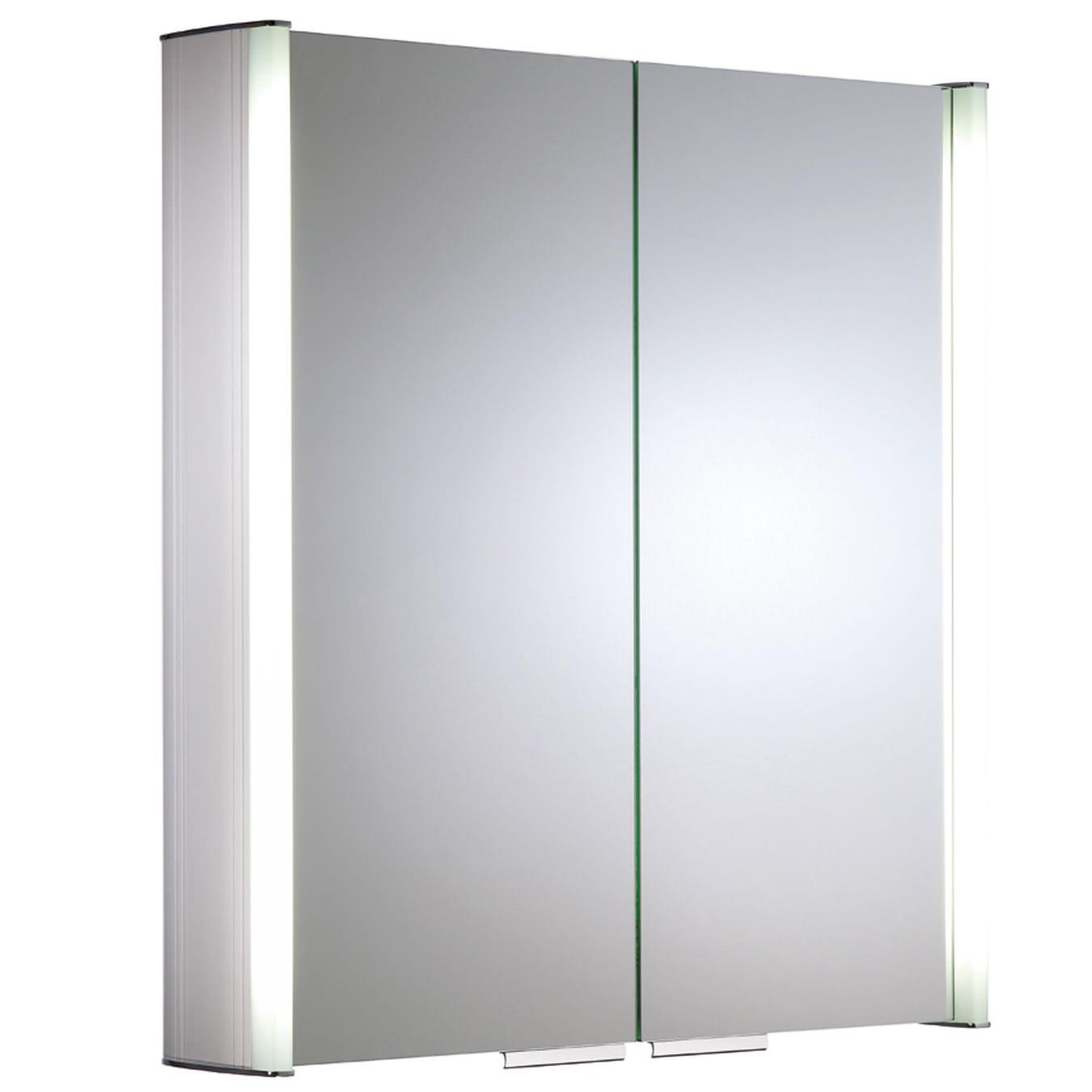 Roper Rhodes Ascension Summit Double Mirror Glass Door Cabinet