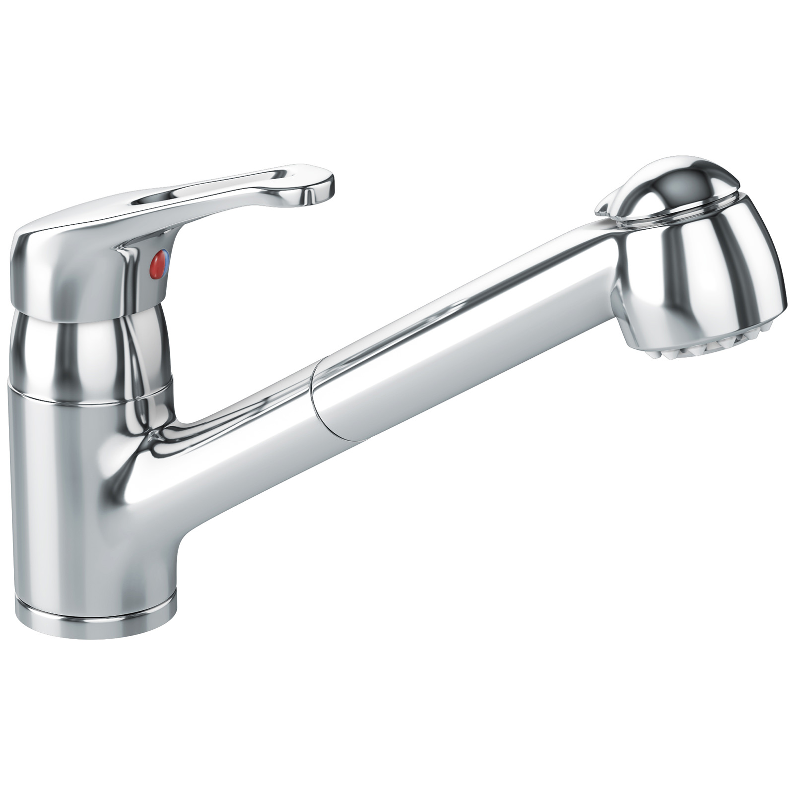 Franke Swing Spray Kitchen Sink Mixer Tap