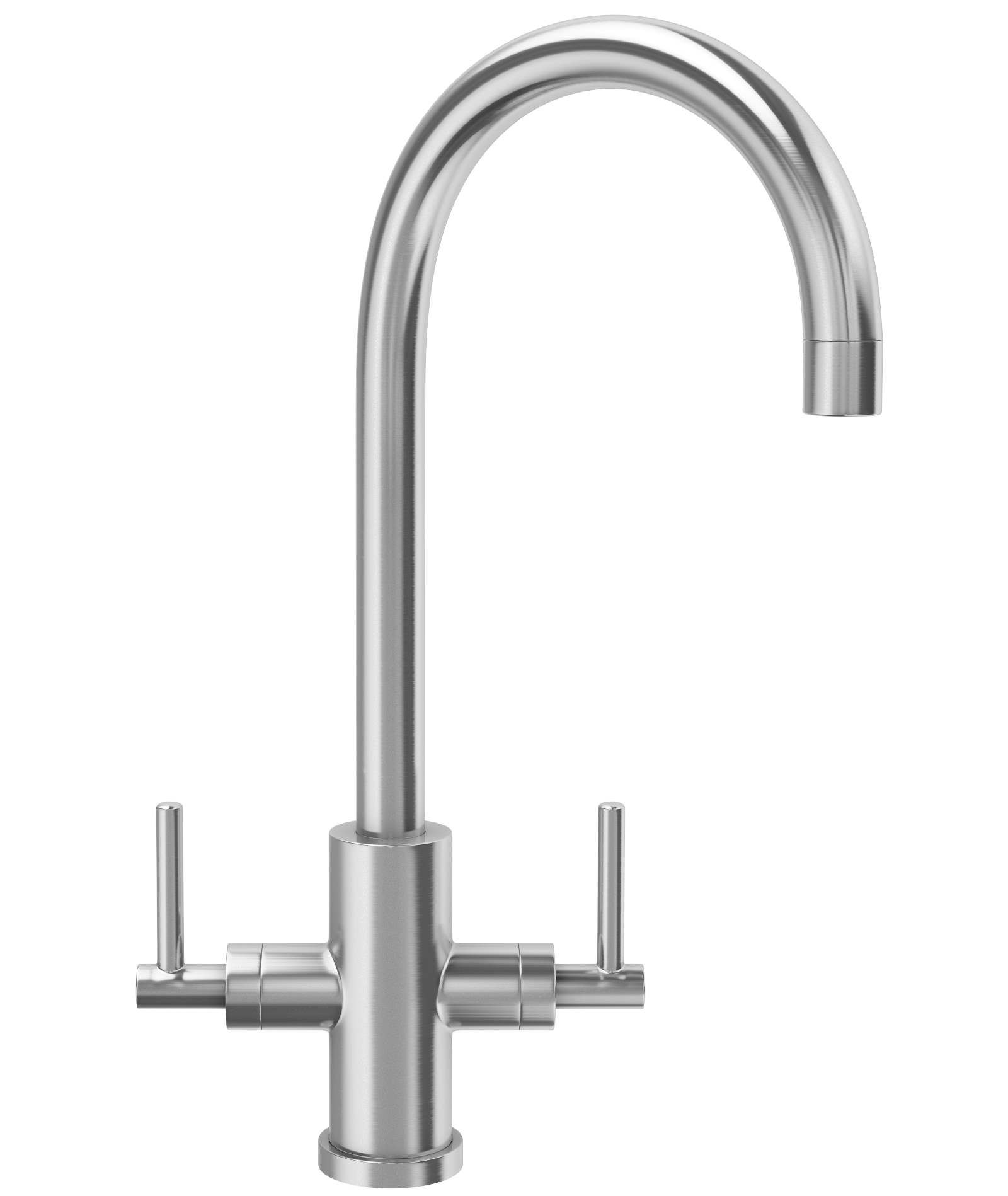 Panto Stainless Steel Kitchen Sink Mixer Tap