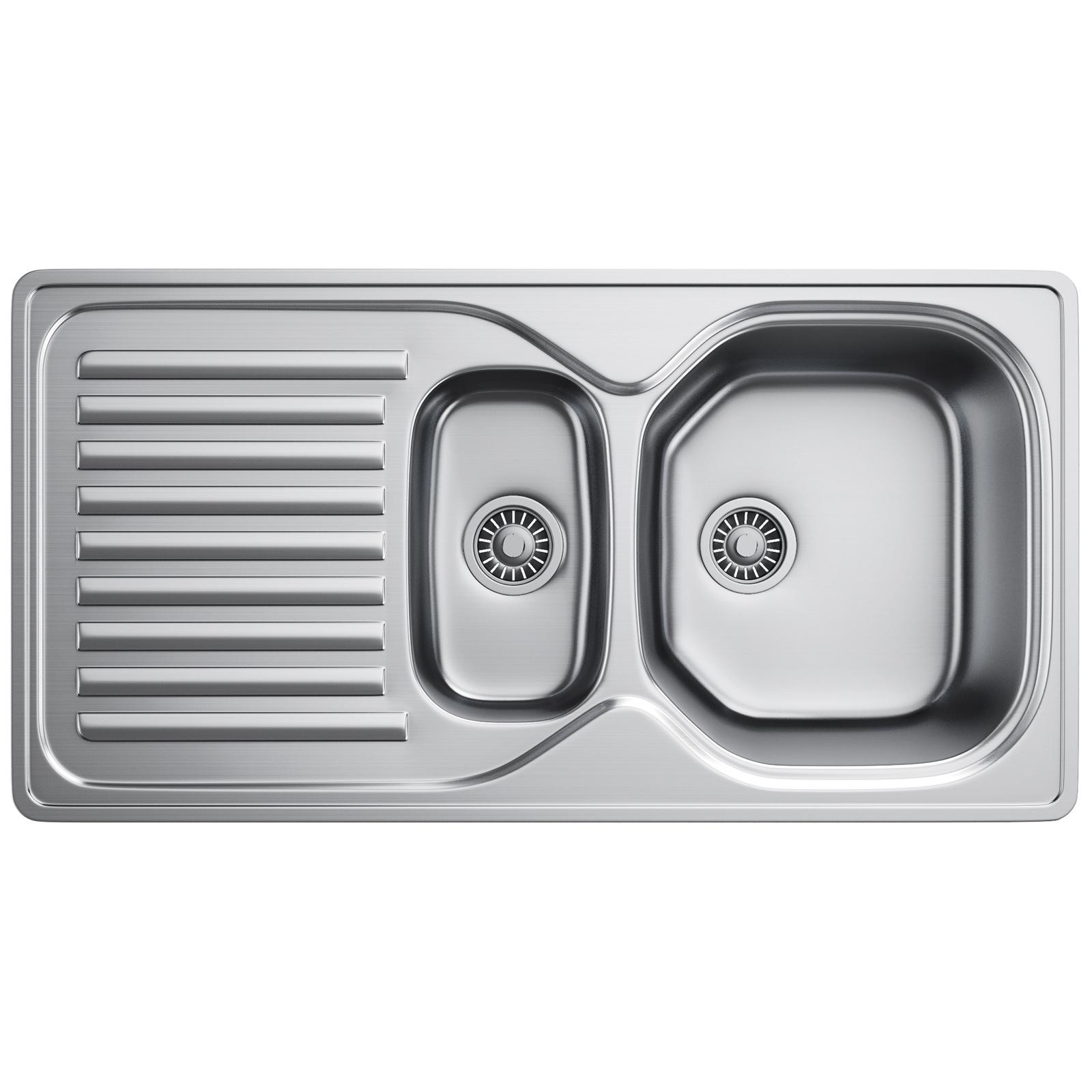 franke elba eln 651 stainless steel 1 5 bowl inset sink elba eln 651 stainless steel 1 5 bowl inset sink  rh   aqva co uk