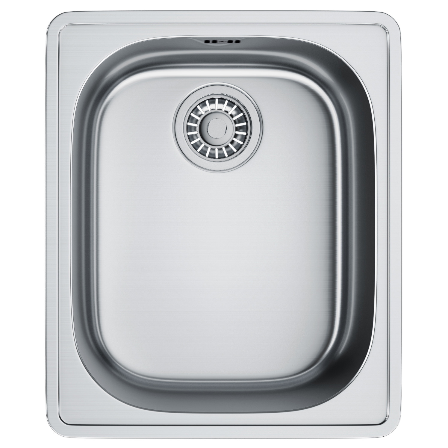 Compact Plus CPX P 610 Stainless Steel Inset Kitchen Sink