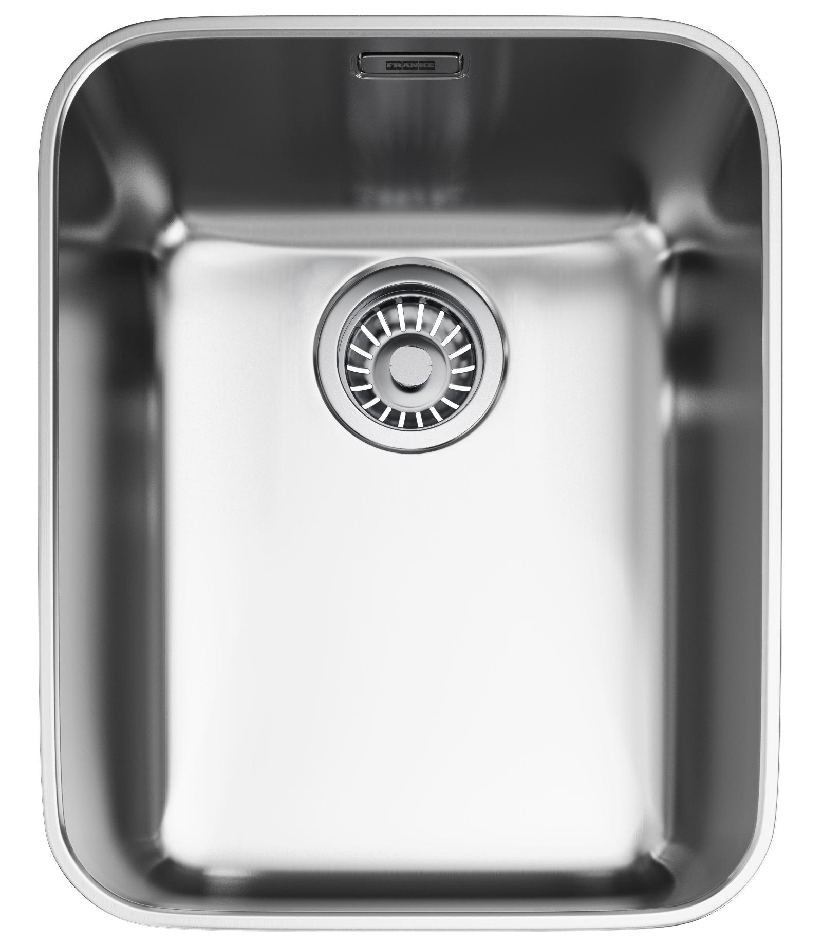 Franke Ariane ARX 110 35 Stainless Steel Undermount Sink
