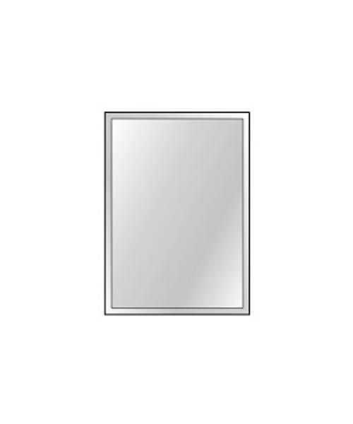 Hib Bevelled Bathroom Mirror 4mm Float Glass Portrait 250 X 350mm 3 Per Pack 65800295