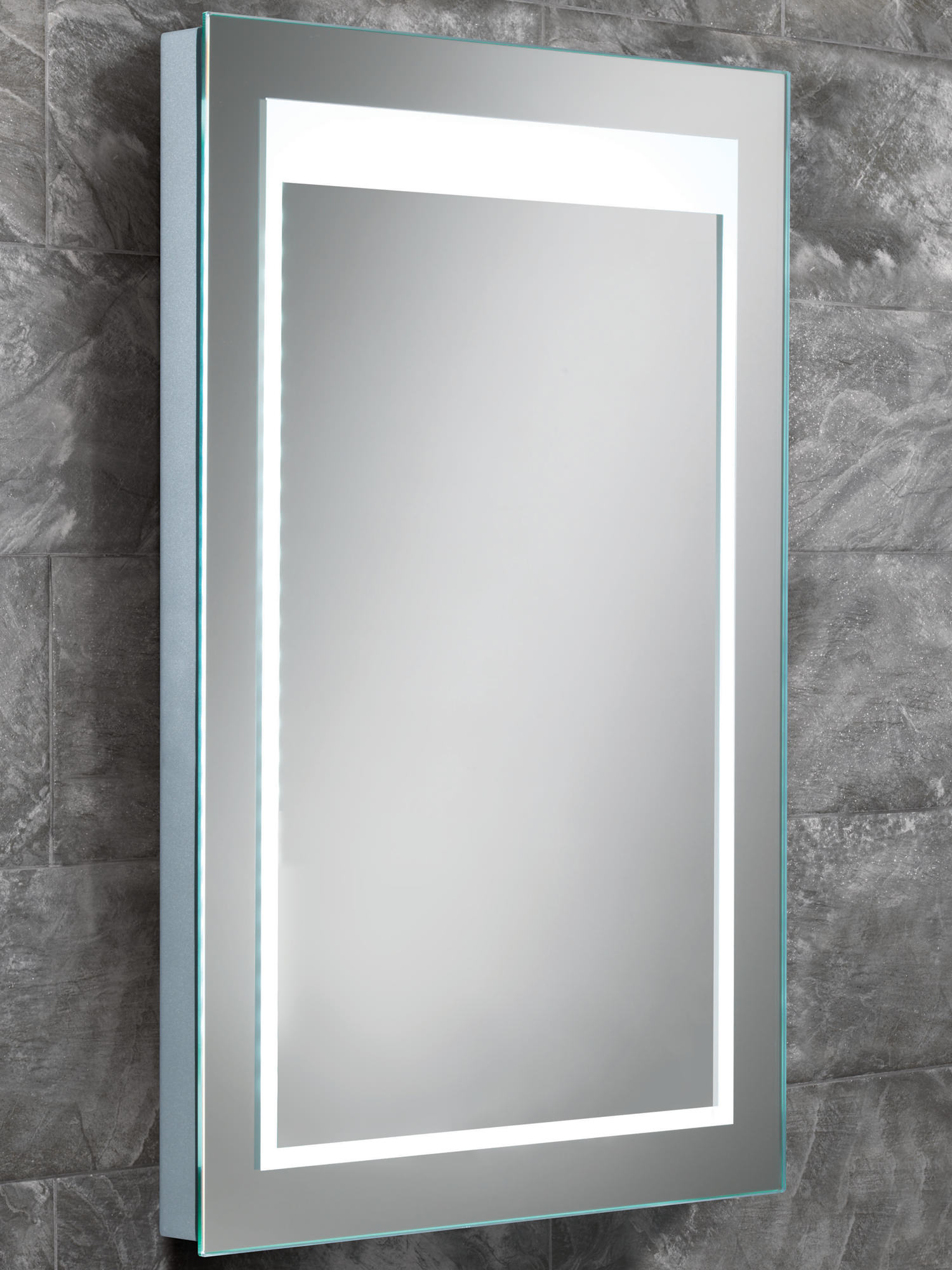hib liberty steam free led back lit bathroom mirror 400 x 16250