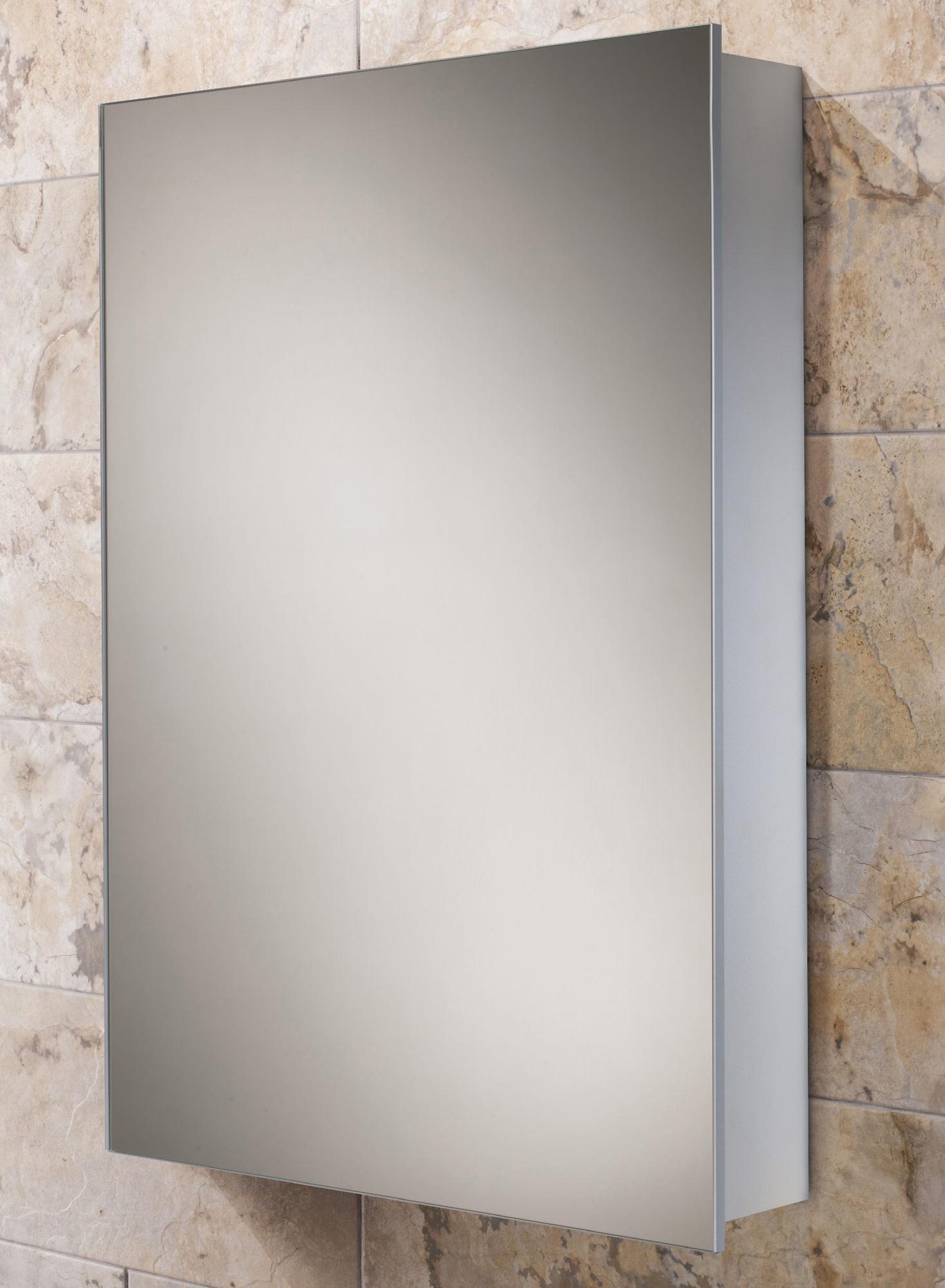 Aluminium Bathroom Cabinets Kore Slim Line Aluminium Bathroom Cabinet 400 X 600mm