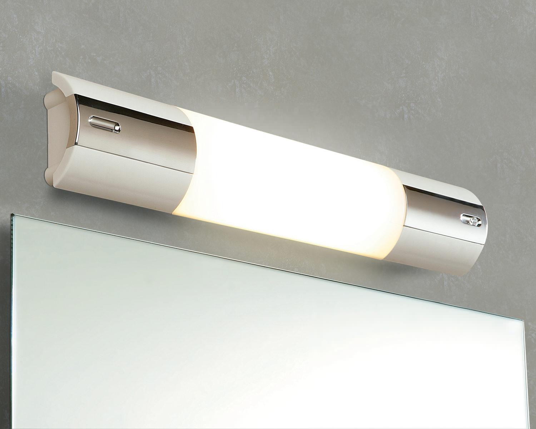 HIB Shavolite Mirror Light With Shaver Socket