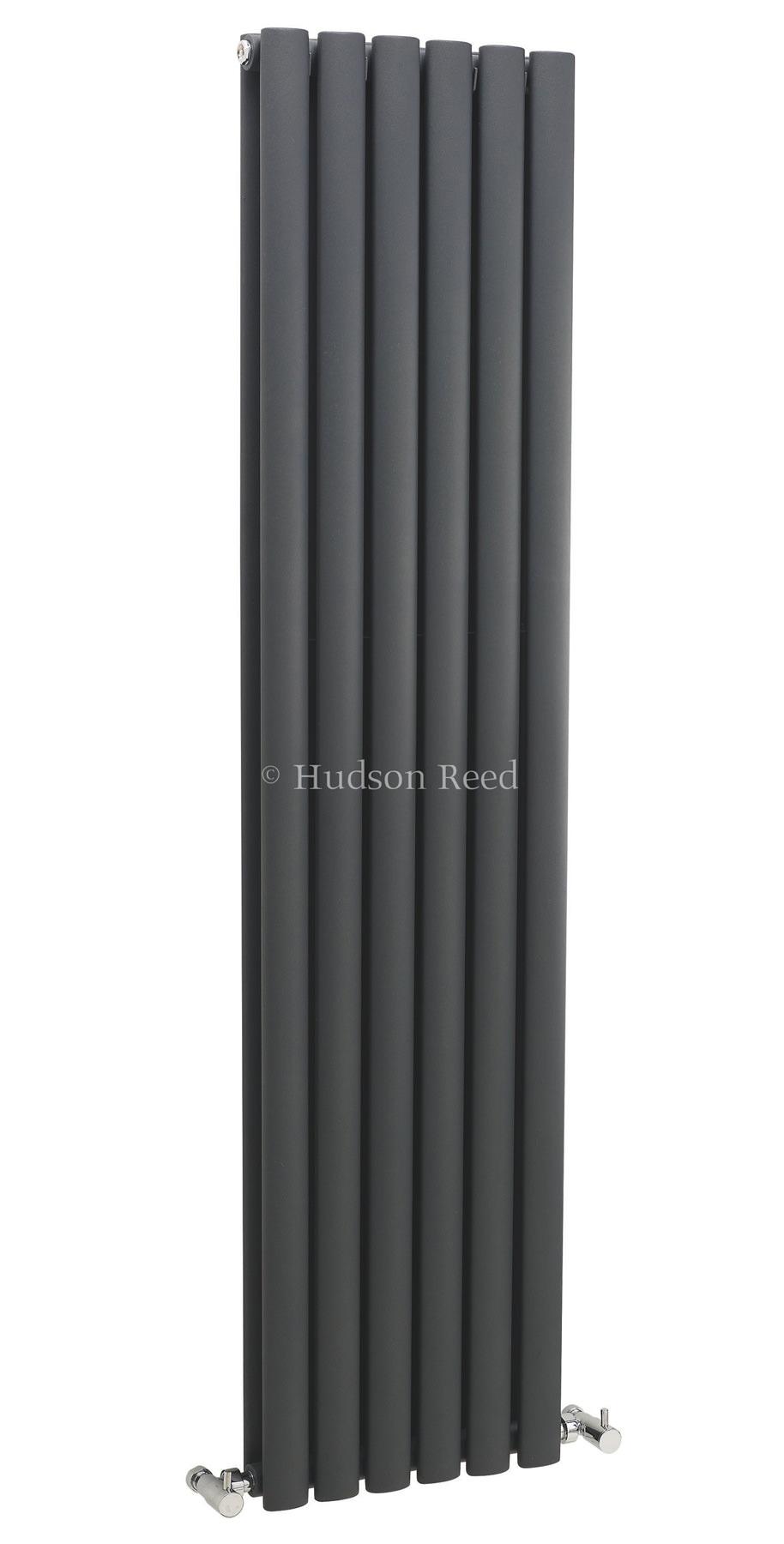 hudson reed revive 354 x 1500mm anthracite double panel. Black Bedroom Furniture Sets. Home Design Ideas