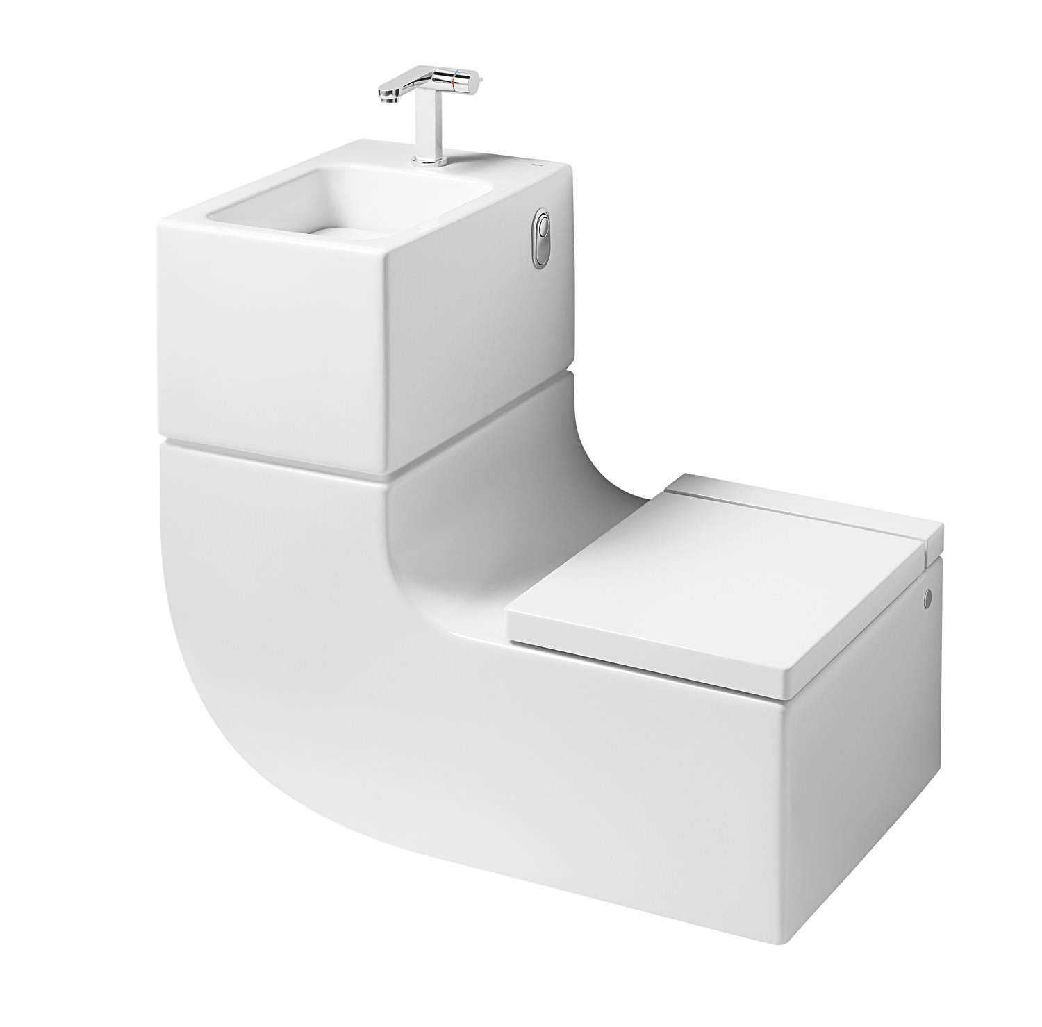 Roca Bathroom Accessories W Plus W Wall Hung Wc And Basin Including Tap And Waste