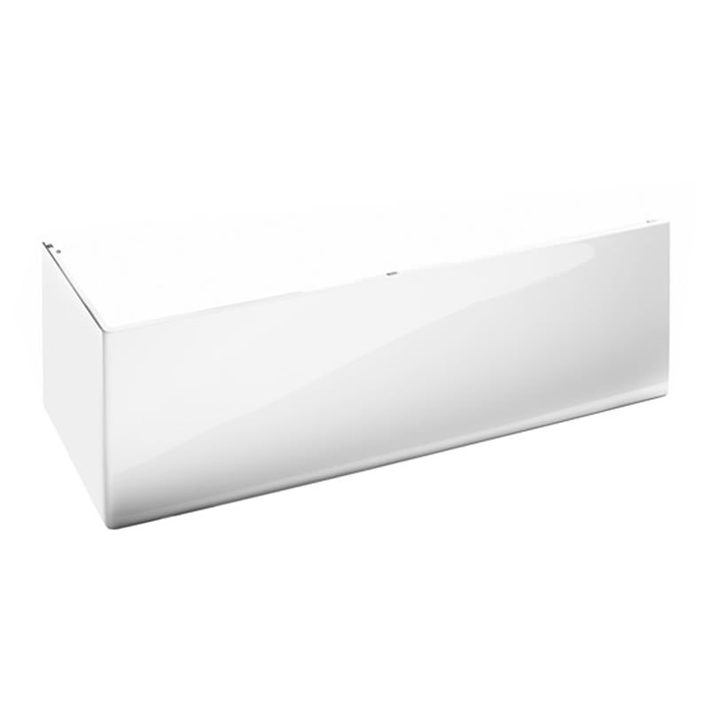Luxury Reinforced L Shaped Acrylic Bath Panel 1700 x 700mm