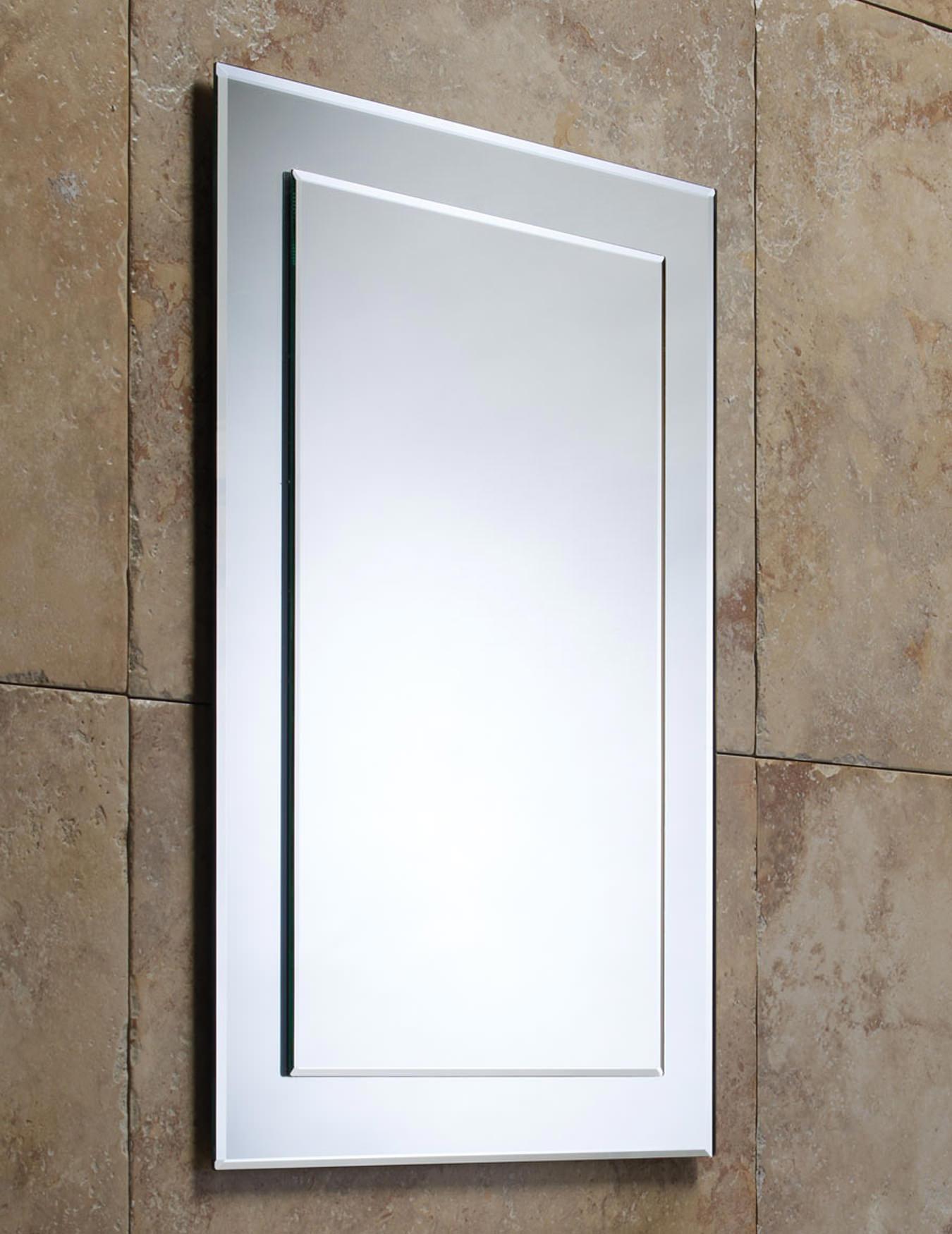 Roper Rhodes Elle Bevelled Mirror On Mirror