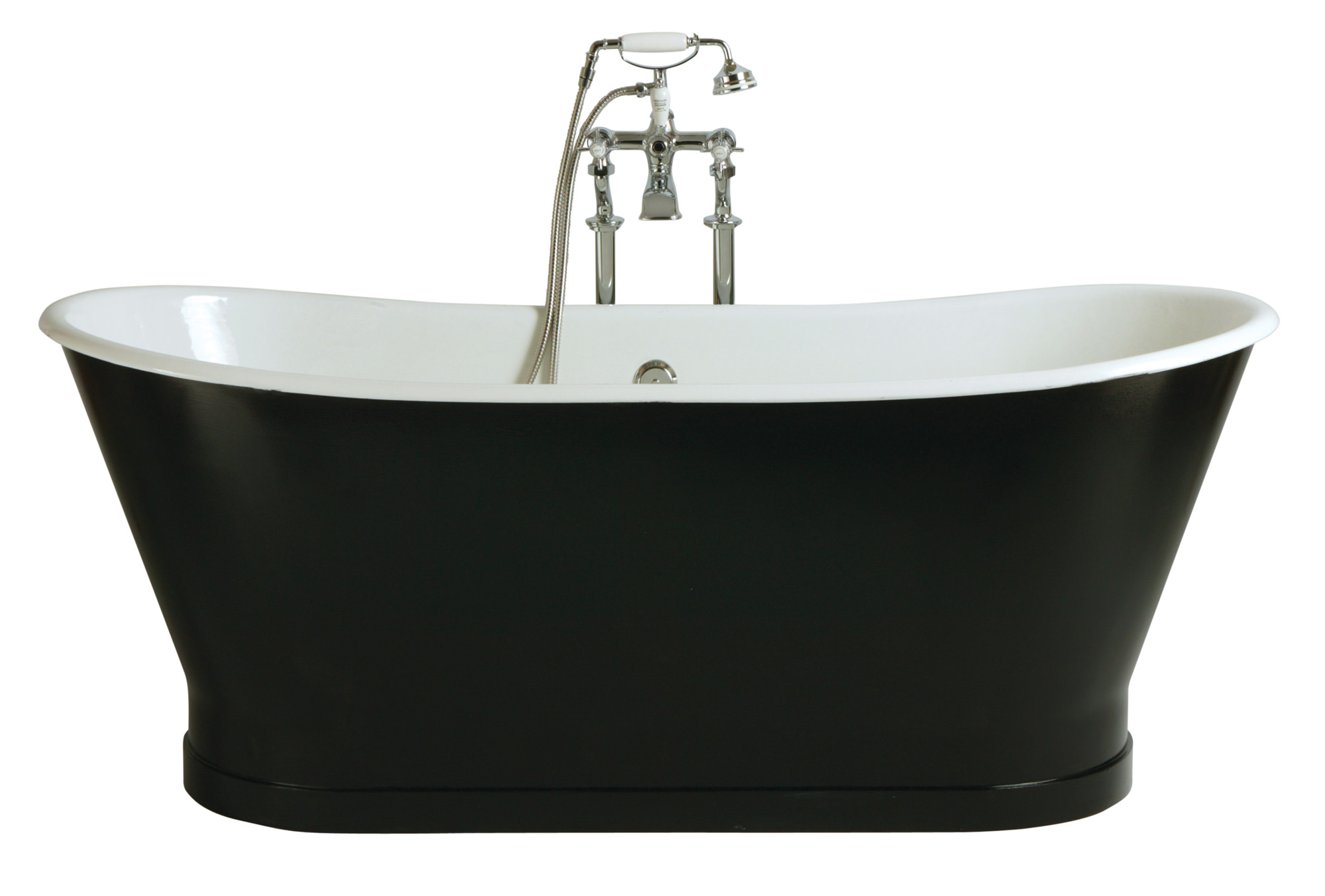 Heritage Madeira No Taphole Double Ended Bath 1700 X 695mm