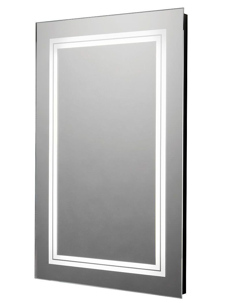 Tavistock Transmit 450 x 700mm LED Backlit Illuminated Mirror