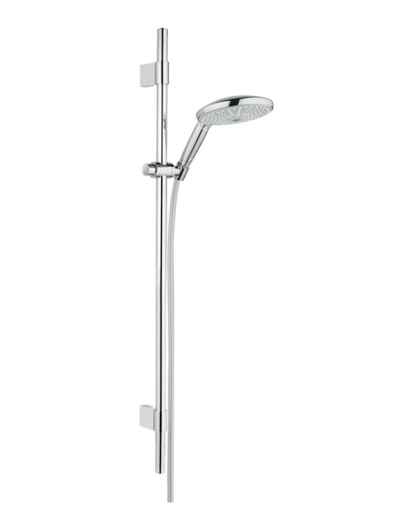 grohe rainshower classic 160mm shower set chrome. Black Bedroom Furniture Sets. Home Design Ideas