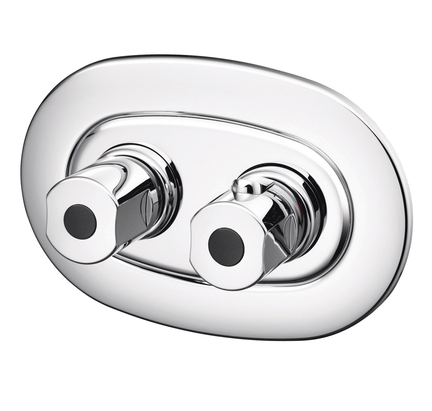 Ideal Standard Trevi Dual Control Thermostatic Shower Mixer Valve