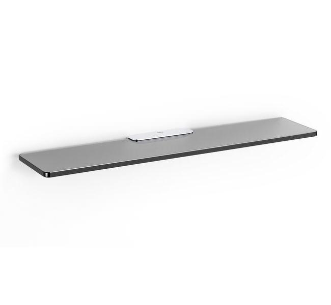 Roca Select Wall Mounted Glass Shelf