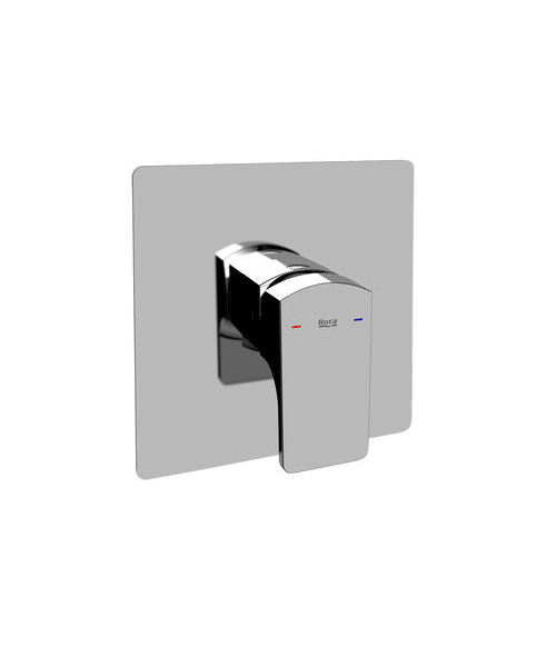 roca l90 concealed bath or shower mixer valve