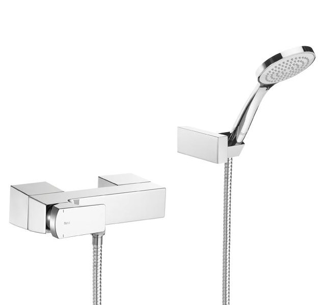 L90 Wall Mounted Shower Mixer With Kit