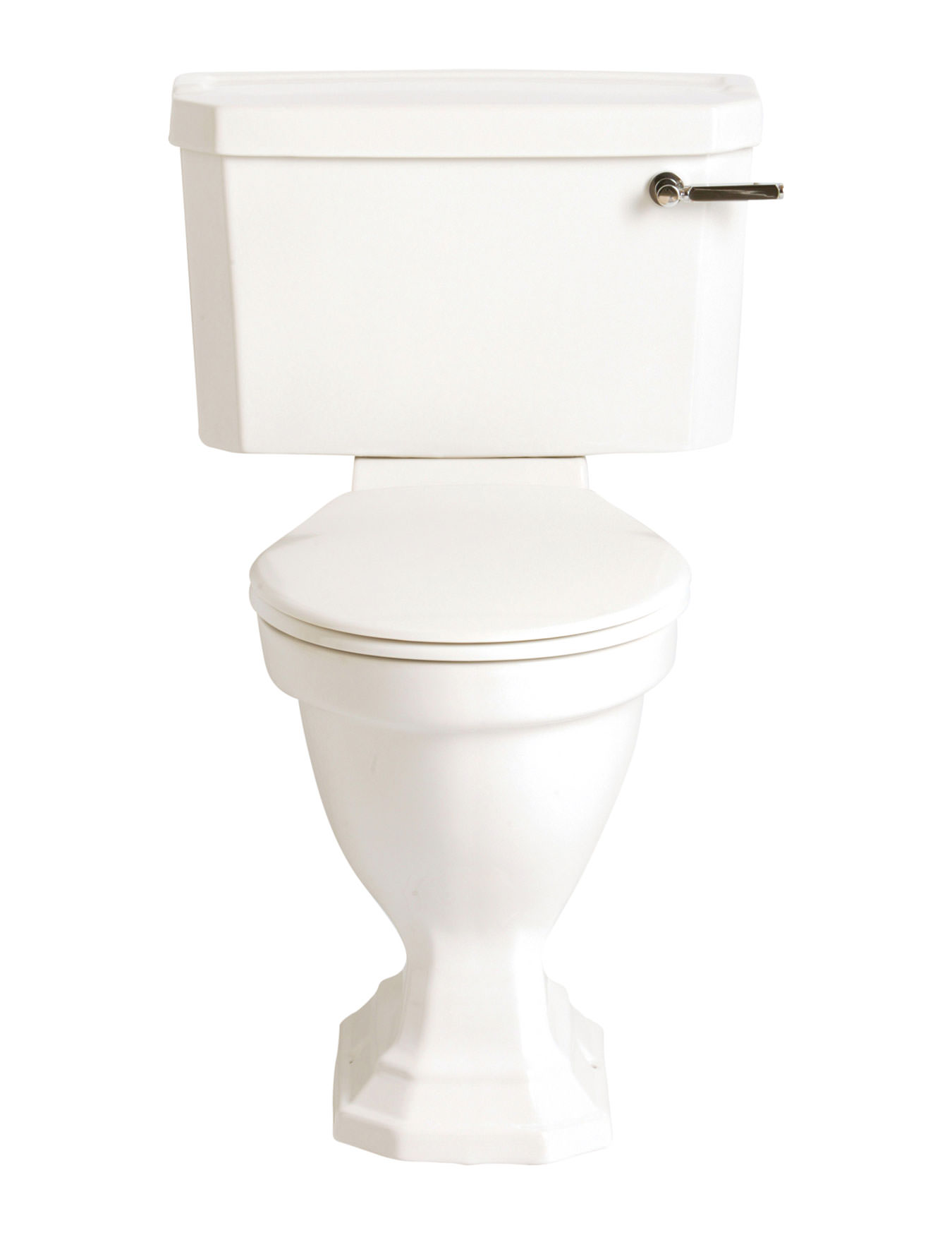 Heritage granley deco comfort height wc and cistern - Deco wc blauw ...