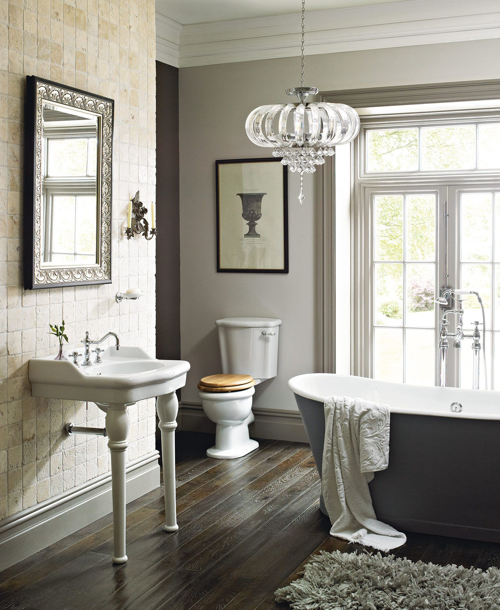 Heritage Victoria Traditional Bathroom Suite 2