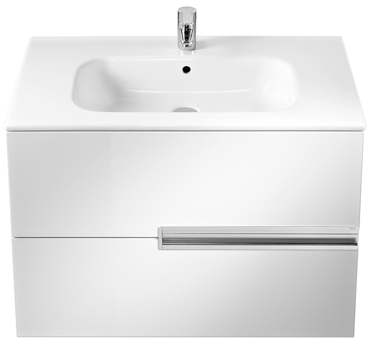 Roca victoria n unik basin and unit with 2 drawers 1000mm for Roca victoria