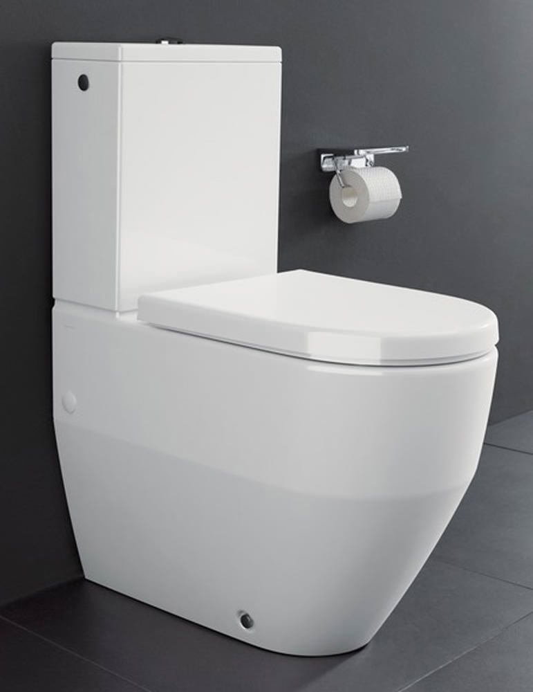 laufen pro 650mm back to wall wc pan. Black Bedroom Furniture Sets. Home Design Ideas