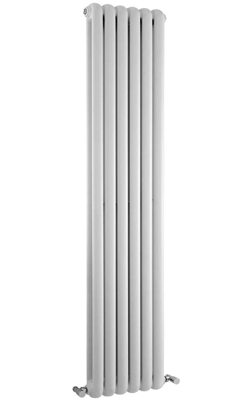 hudson reed saga double panel 383 x 1800mm vertical. Black Bedroom Furniture Sets. Home Design Ideas