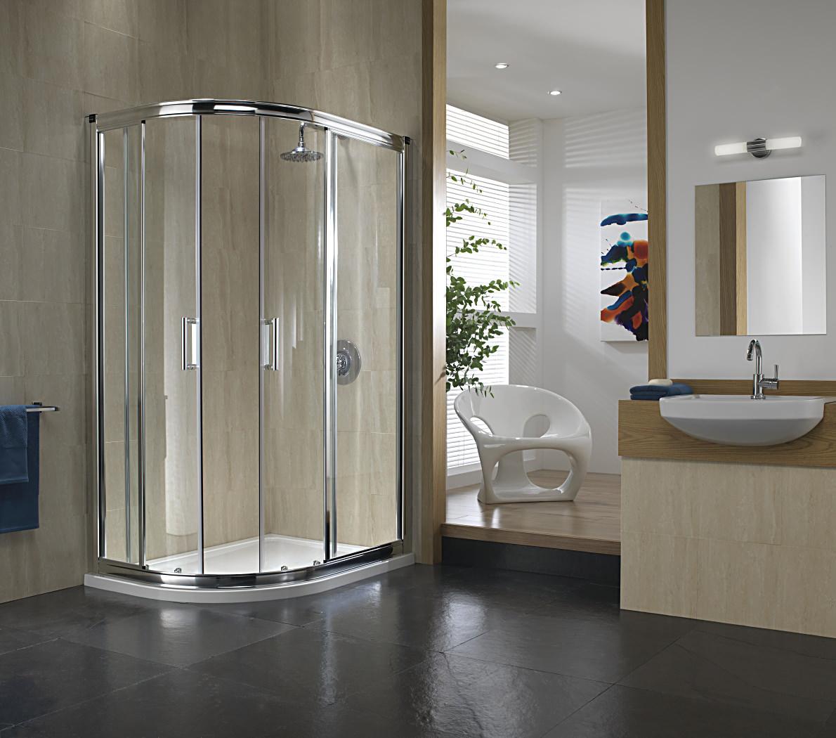 by range showers level sliding access enclosures enclosure door shower roman