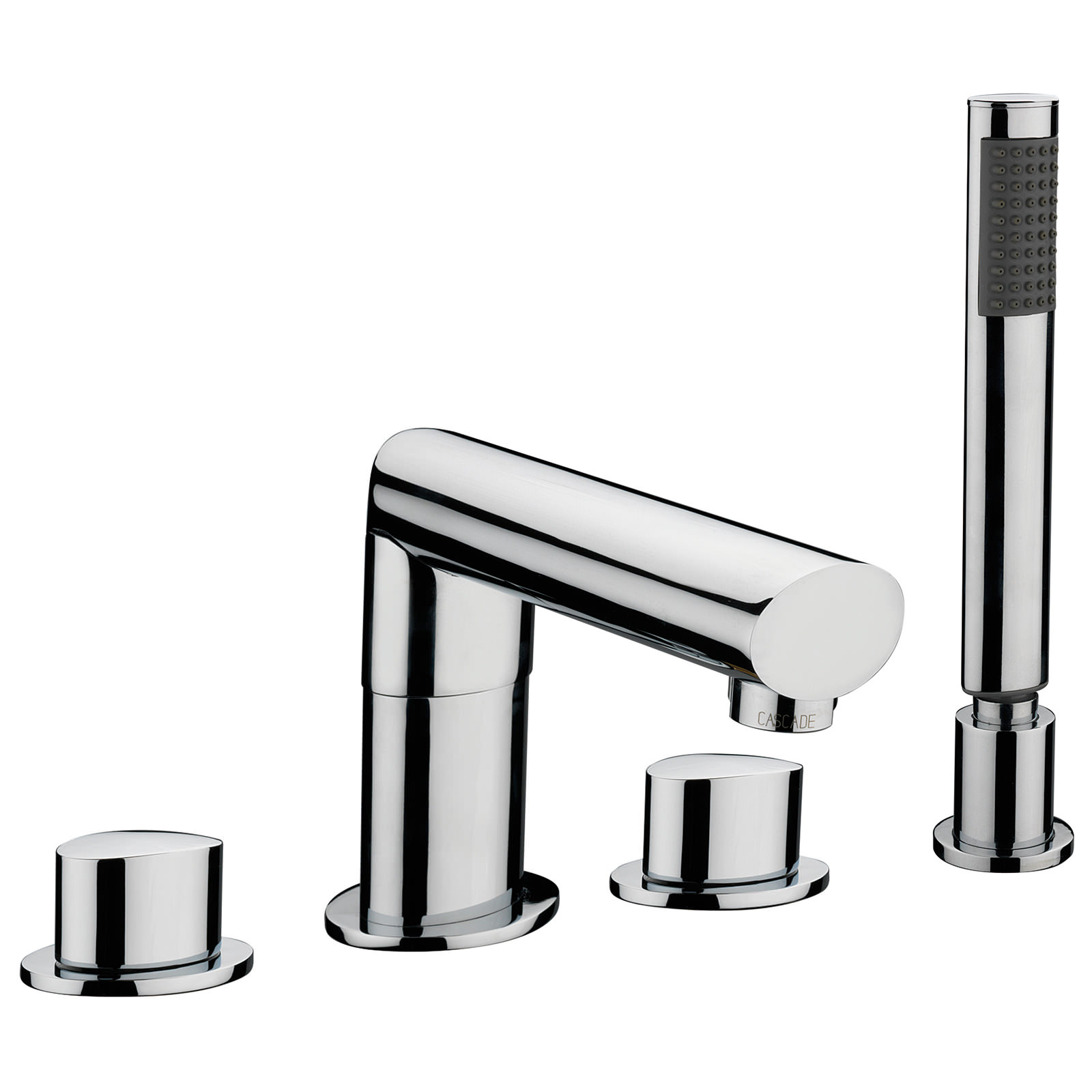 Wall Mounted Bath Shower Mixer Sagittarius Oveta 4 Hole Deck Mounted Bath Shower Mixer Tap