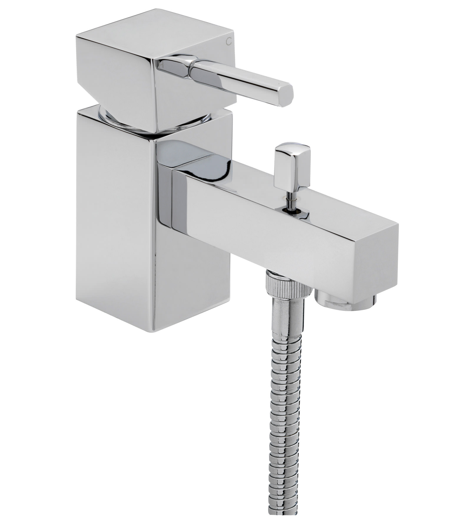 Sagittarius Pablo Monobloc Bath Shower Mixer Tap With Kit