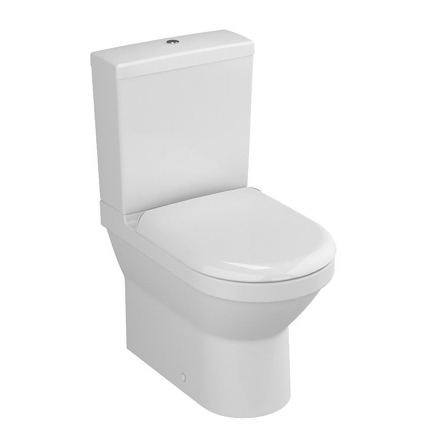 fabulous best vitra s compact close coupled wc with cistern and toilet seat with pack wc vitra. Black Bedroom Furniture Sets. Home Design Ideas