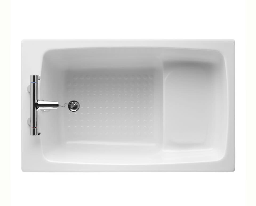 Armitage shanks showertub 1200 x 750mm for Small baths 1200