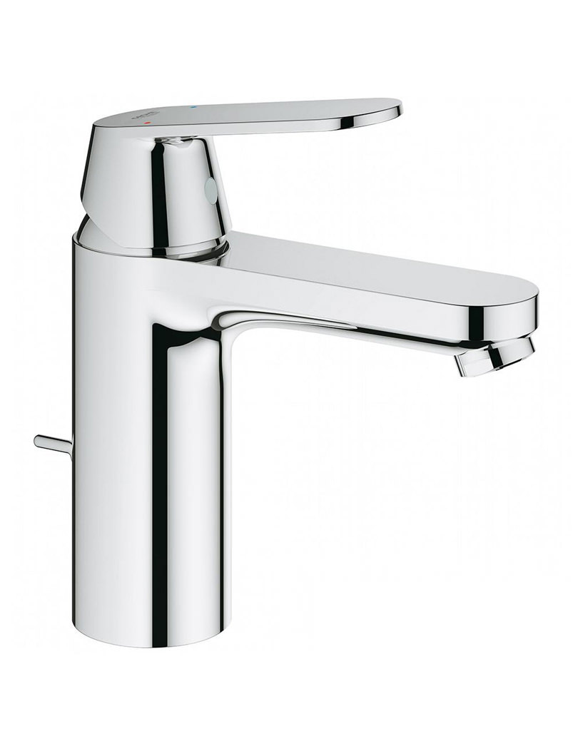 Grohe Eurosmart Cosmopolitan Medium Basin Mixer Tap With Waste