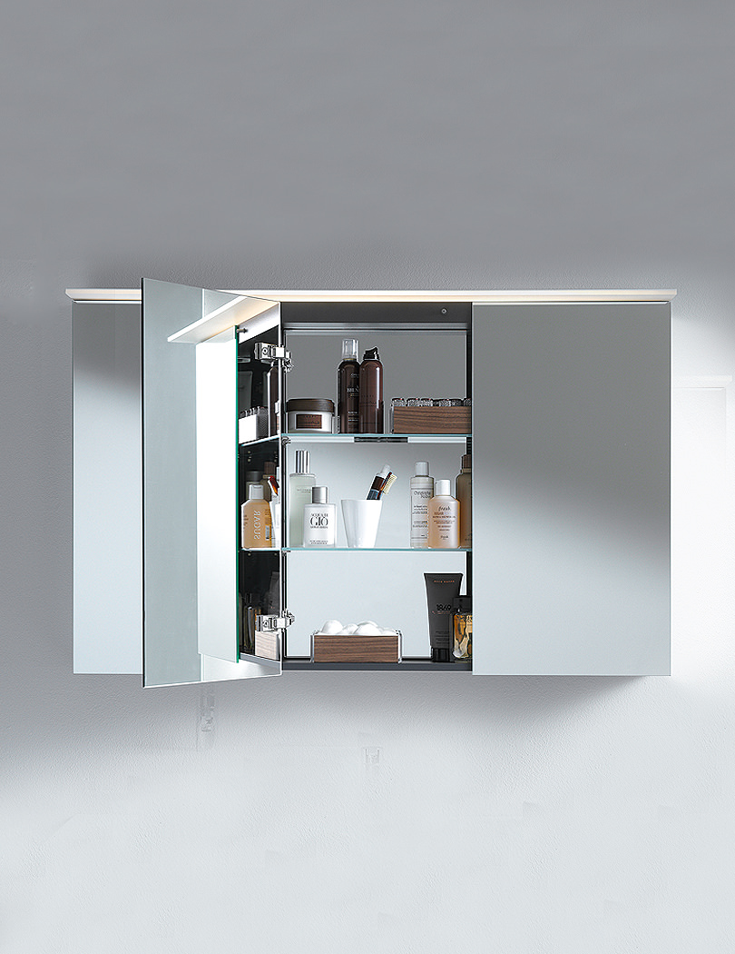 Delos 1200mm Mirror Cabinet