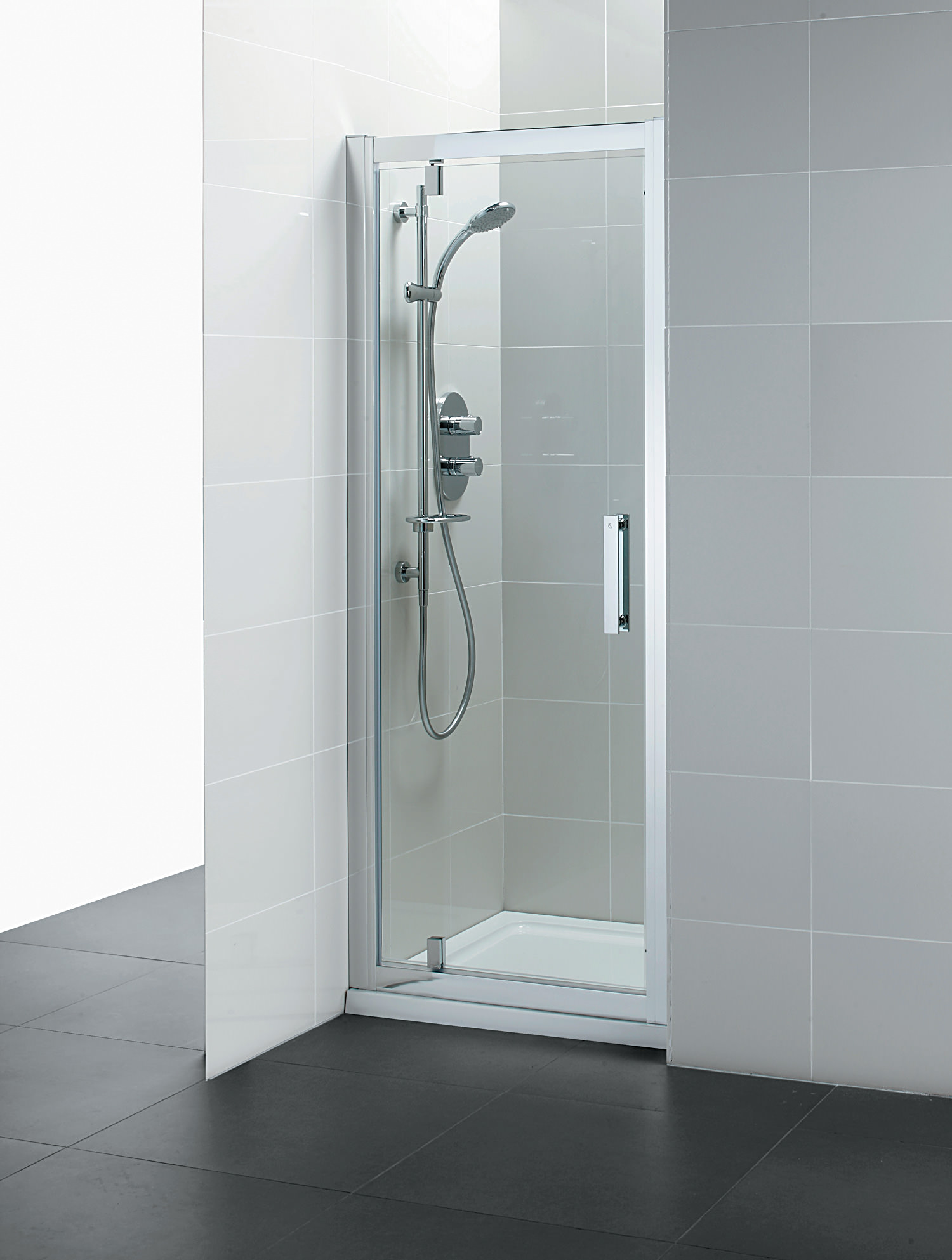 Ideal standard synergy pivot shower door 1000mm for 1000mm shower door