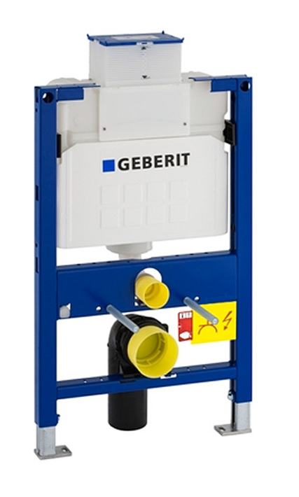 Geberit duofix wc frame h82 with kappa 15cm cistern for Cisterna geberit
