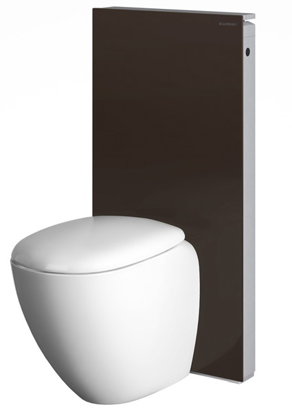 geberit umbra monolith sanitary module with p bend for. Black Bedroom Furniture Sets. Home Design Ideas