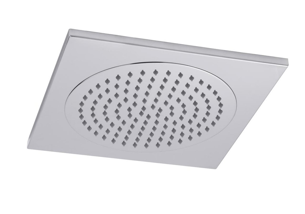 Hudson Reed Ceiling Tile Square Fixed Shower Head 370mm