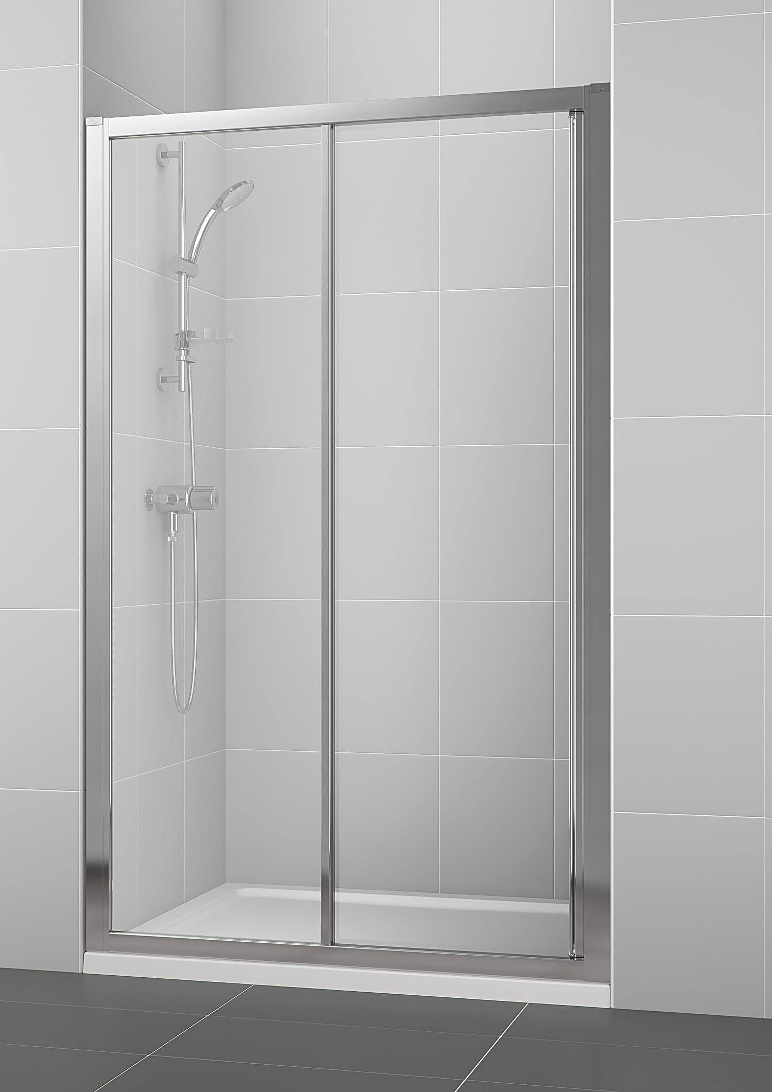 ideal standard new connect 1200mm slider shower door
