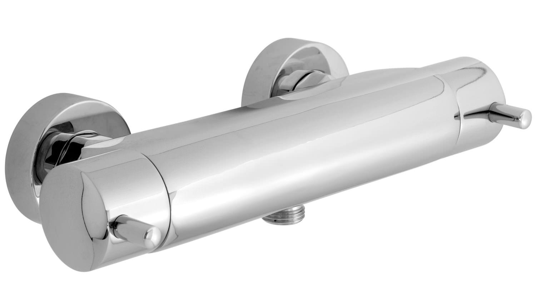 vado celsius exposed thermostatic shower valve 3 4 inch. Black Bedroom Furniture Sets. Home Design Ideas