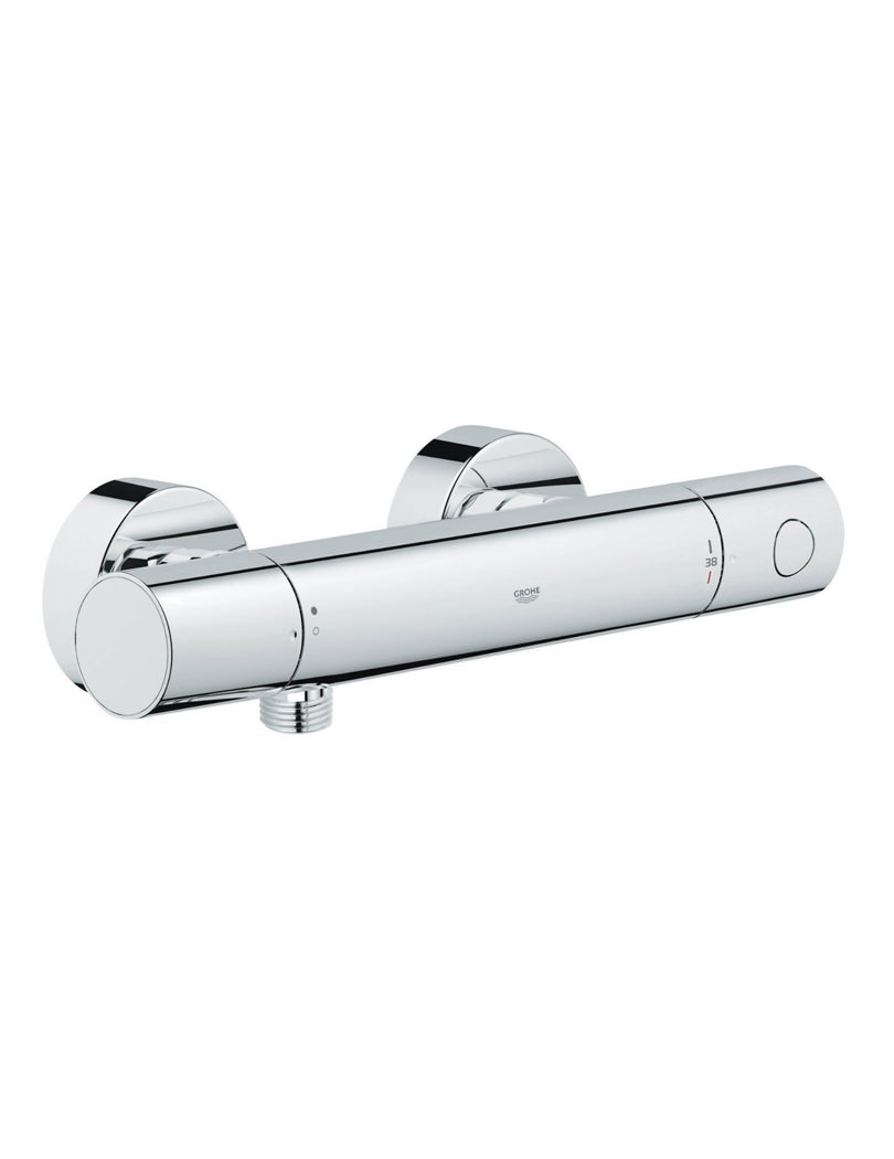 Grohe Grohtherm 1000 Cosmo Exposed Thermostatic Shower Mixer Valve
