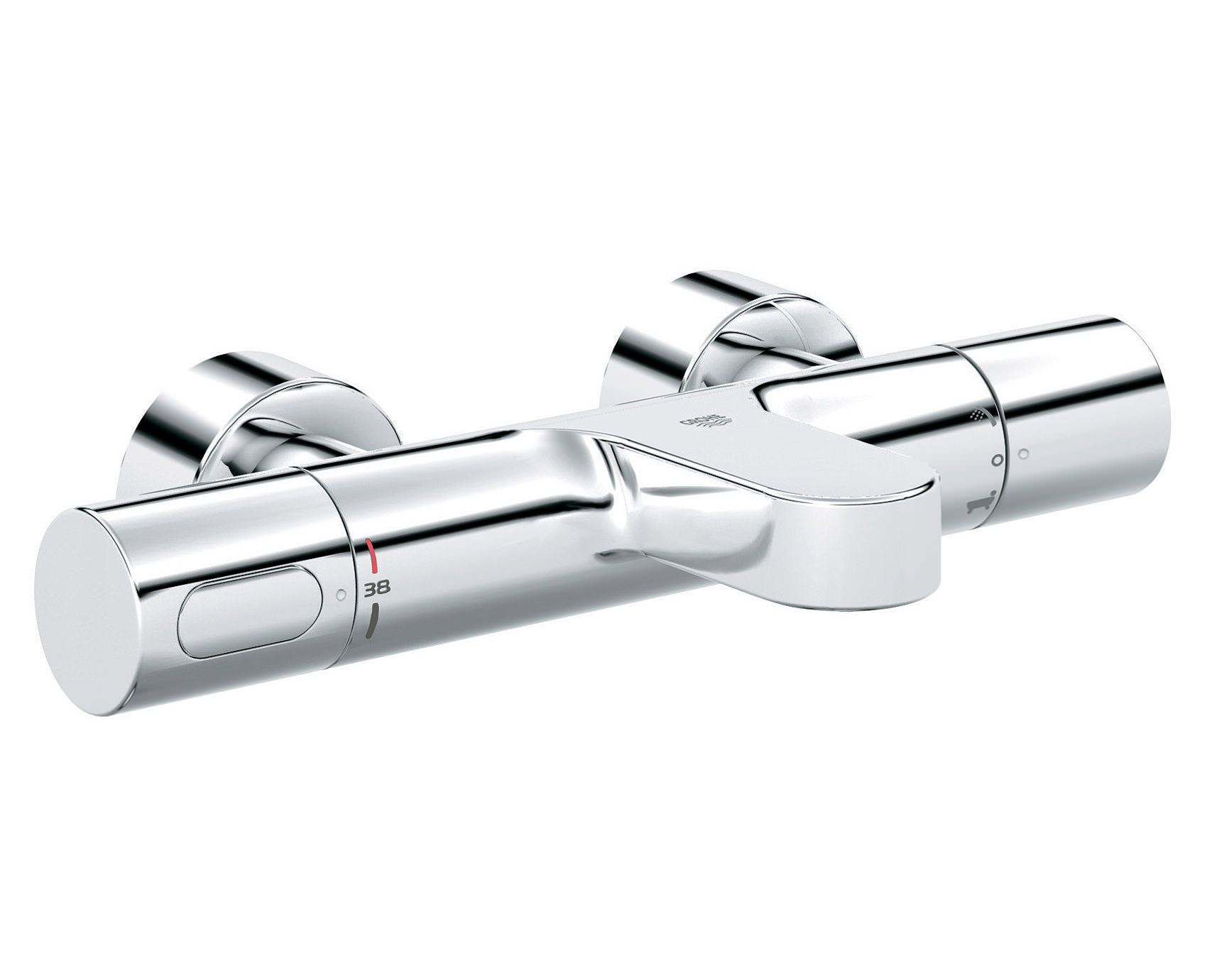 Grohe Grohtherm 3000 Cosmopolitan Thermostatic Bath Shower Mixer Tap