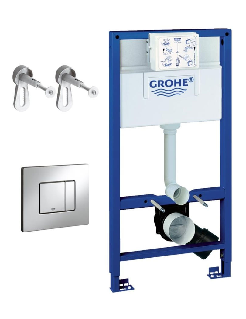 grohe rapid sl 3 in 1 set for wc. Black Bedroom Furniture Sets. Home Design Ideas