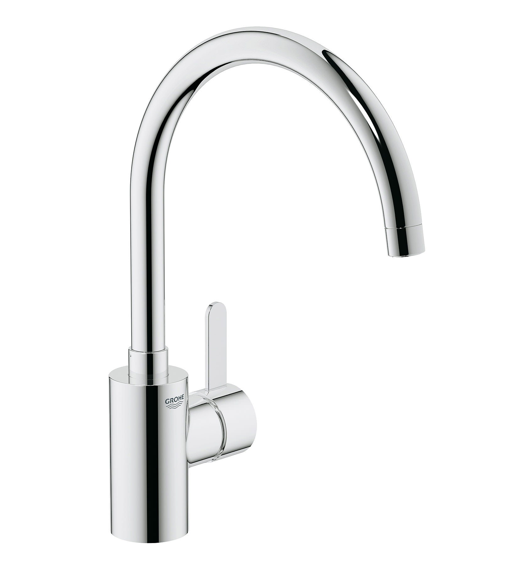 Grohe Eurosmart Cosmopolitan High Spout Monobloc Sink Mixer Tap