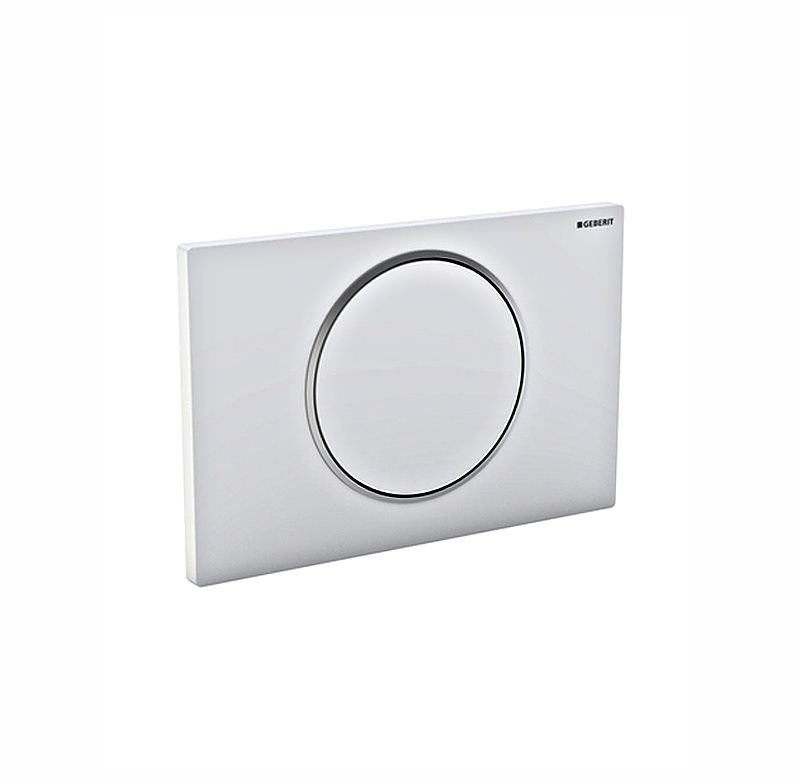 Geberit sigma 10 stainless steel flush plate for Geberit flush