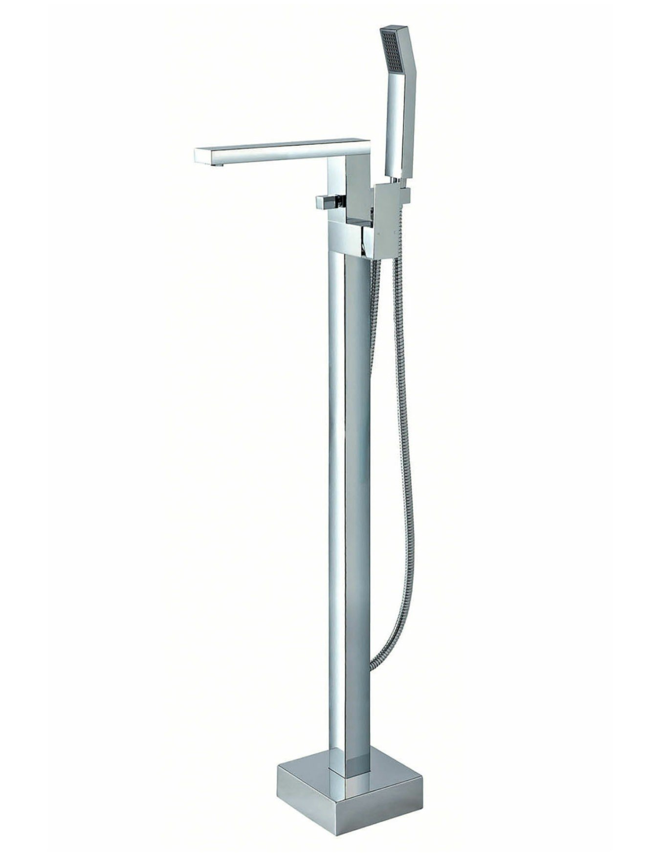 Phoenix Cu Series Freestanding Mono Bath Shower Mixer Tap